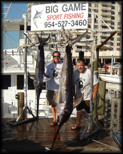 Swordfish Fishing Fort Lauderdale